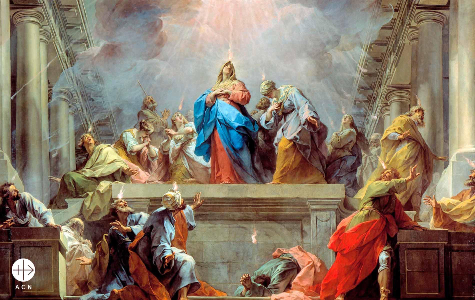 ACN - Palavra Viva - Um novo Pentecostes
